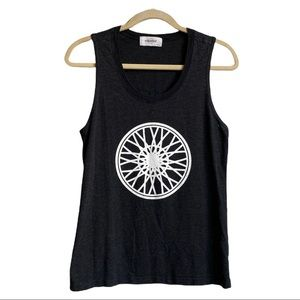 Soulcycle Monrow Logo Graphic Tank